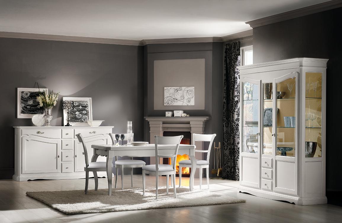 arredo pranzo sala chantal dba style design negozio di arredamento